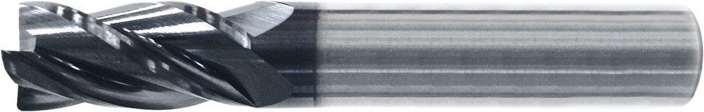 32 Degree//38 Degree Angle 0.5000 Cutting Dia AlCrN 2-1//2 Length Carbide 1//2 Shank Dia 4 Flute 5//8 Cutting Length KYOCERA AP4-5000.625 Series AP4 Stub Length Corner Radius End Mill