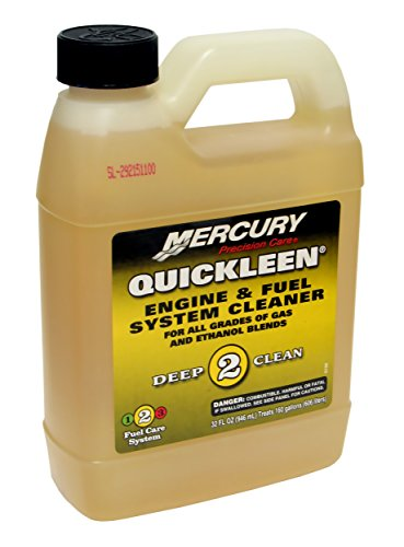 (MERCURY Genuine Qckleen- Fuel Treatment 32Oz - 8M0058691)