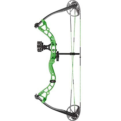 Image of Bows Diamond Archery Atomic LH 29# Neon Green (B13508)