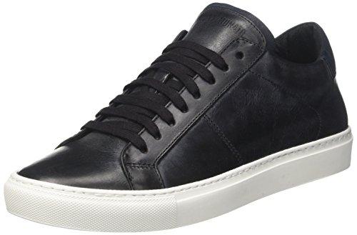Antony Morato Mmfw00848-le300032, Sneaker a Collo Basso Uomo nero