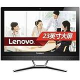 联想(Lenovo)IdeaCentre C560 23英寸一体电脑(i5-4460T 8G 1T 2G独显 Rambo刻录 Wifi Win8.1)黑色