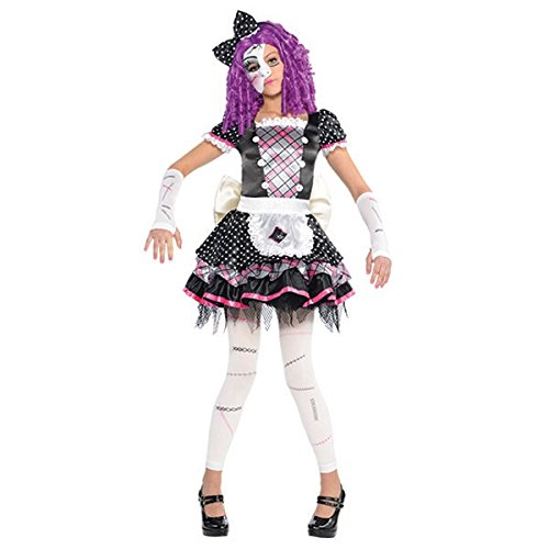 Damaged Doll Costume - Large