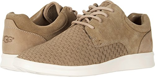 UGG Men's Hepner Woven Sneaker, Antilope, 9.5 M US (Best Uggs For Narrow Feet)