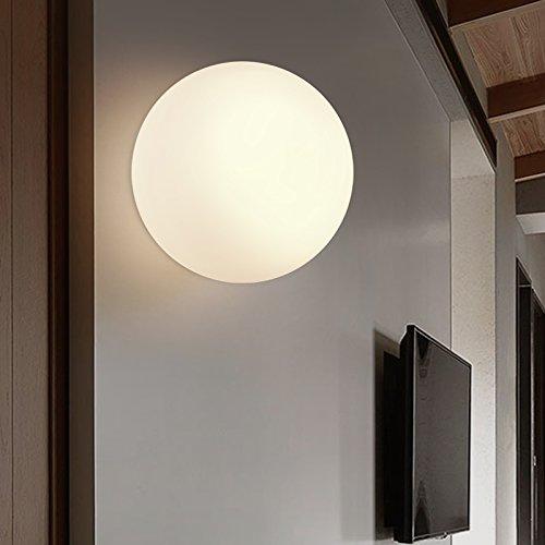 Bbslt Nordic American Minimalistisches Schlafzimmer Licht Balkon