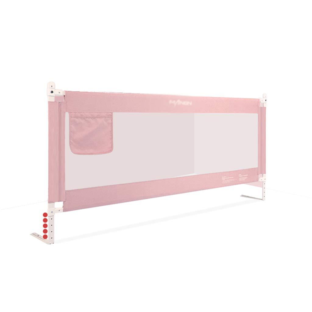 Zhao Krabbelzaun, Kinderbett Baby Gehen ins Bett Schallwand Multifunktions Indoor Spielplatz Weicher, Einstellbarer Schutzzaun, 1,5-2,2 m