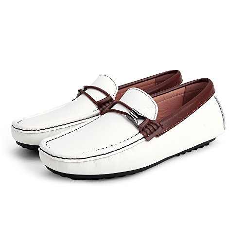 60OFF Ausland Men Leather Driving Moccasin Slipon Loafer 3358