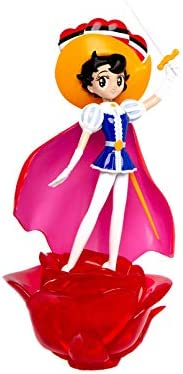 Tezuka Osamu Figure Series – Princess Knight Sapphire Standing Diecast Figurine 16.5cm Tall Official Japan Licence