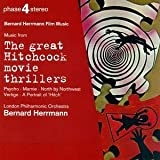 Music from Great Hitchcock Movie Thrillers By Bernard Herrmann (Composer),,London Philharmonic Orchestra (Orchestra) (1996-05-14)