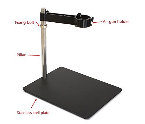 Mobile Phone Repair Platform Tool for Hot Air Heat Gun Clamp Bracket Holder SMD Solder Soldering Station Iron