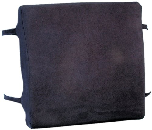 Rubbermaid 91060 Back Perch with Fleece Cover, 13w x 2-3/4d x 12-1/2h, - Cover Microtex