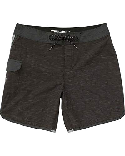 Billabong Boys' Big 73 X Boardshort, Black, 28