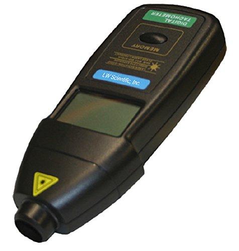 LW Scientific CNA-TACH-DHH7 Handheld Strobe (Handheld Tachometers)