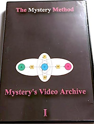 Mystery Method Video Archive: Vol I (Special Interest Dvds & Videos)