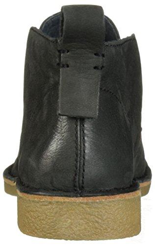 Vita Leder Stiefel Fashion Geschlossener Anthracite Frauen Dolce Zeh dw6qBadx