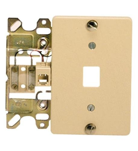 Suttle 1 SE-630AC4-44 Mod Wall Jack 4 Conductor ()