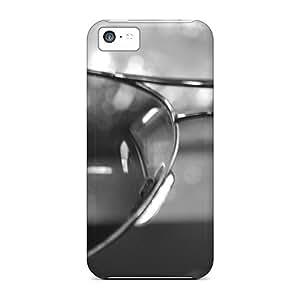 New Design Shatterproof TYi20451ogCT Cases For Iphone 5c (lunette)