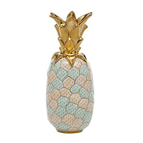 (Herend Pineapple Porcelain Figurine Reserve)