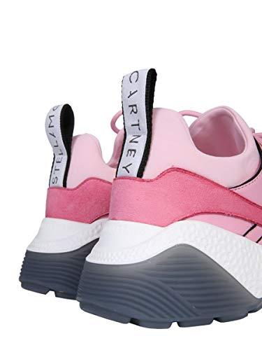 Women's 491514w088i5713 Mccartney Stella rosa poliuretano Sneakers in wqvEdE5