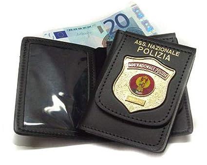 più recente c898c 0a17e Portafoglio Portadocumenti Associazione Nazionale Polizia