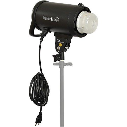 Interfit S1A 500Ws HSS TTL AC Powered Monolight by Interfit