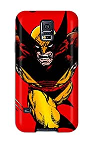 New ZippyDoritEduard Super Strong Wolverine Tpu Case Cover For Galaxy S5