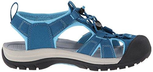 Sandales Venice Plateforme Blue KEEN H2 Femme W FqAqw