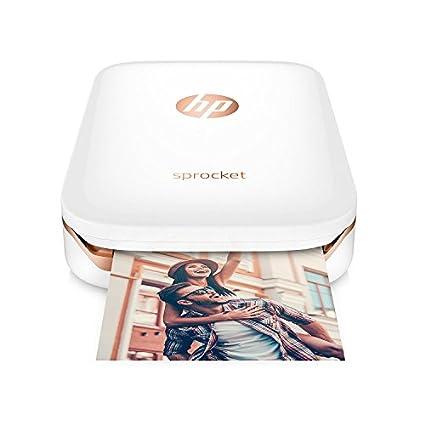 HP Sprocket Z3Z91A Portable Photo Printer