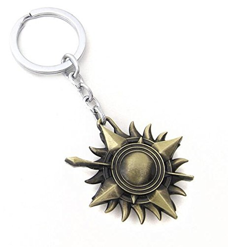 game-of-thrones-house-martell-keychainbronze-keyringkeychainfashion-jewelrywonderful-jewelry