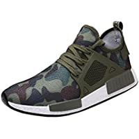 Sunfei Men's Athletic Fashion Casual Sneakers Outdoor Running Breathable Sports Shoes