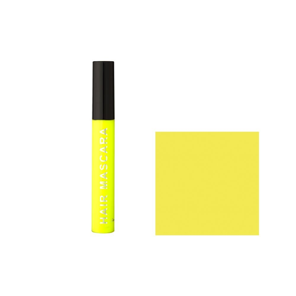 Stargazer Hair Mascara, UV Yellow by Stargazer