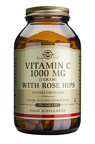 Solgar Vitamin Rose Tablets Count product image