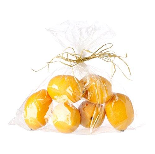 Artificial Lemons, Bag of 6