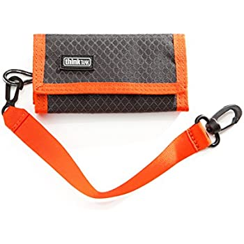 Think Tank Photo SD Pixel Pocket Rocket Memory Card Case (Orange)