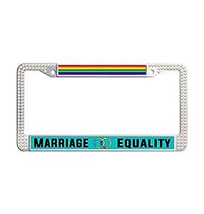Amazon Com Nuoousol Rainbow Flag Marriage Equality