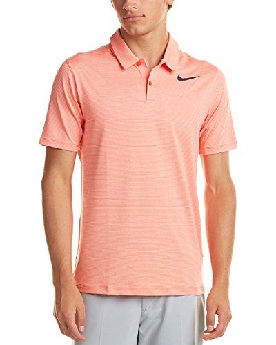 Nike W Nsw Gym Vntg Drss Hd Vestido de Tenis, Mujer Naranja / negro (Max Orange/Black)