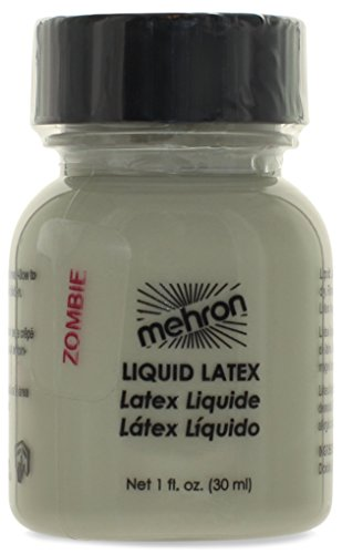 Latex For Halloween Makeup (Mehron Liquid Latex -