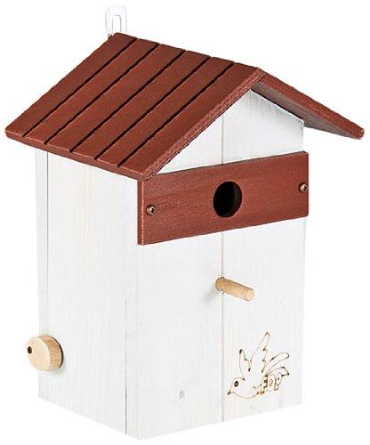 FOP 1 Nichoir pour oiseaux sauvages avec trou 21, 5 x 18 x 28 cm FOP S.P.A. 61008070