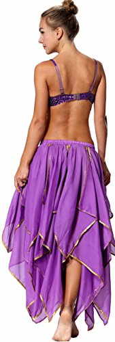 Seawhisper-Chiffon-Fairy-Fancy-Skirt-Belly-Dance-Skirt-for-Women-with-Sequin-Side-Split