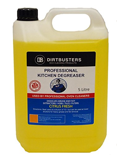 Dirtbusters-cocina-desengrasante-concentrado-5-litros-solucin-de-limpieza-desengrasante-de-cocina-profesional-para-uso-en-extractores-filtros-Splash-Backs-hornos-cocinas-profesionales-fuerza-fresca-Bi