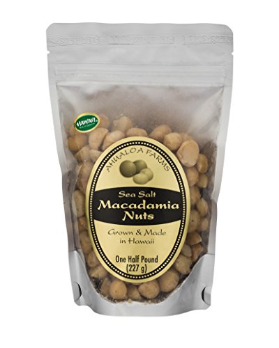 macadamia nuts organic roasted - 9