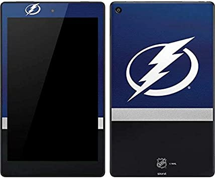 Skinit Decal Tablet Skin Compatible with Kindle Fire HD 8 Officially Licensed College Kansas Jayhawks Digi Design