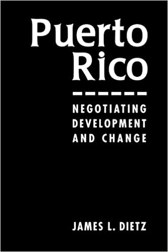 Book Puerto Rico: Negotiating Development and Change