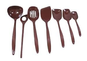 Rosti Basic Kitchen Tool Set, Brown