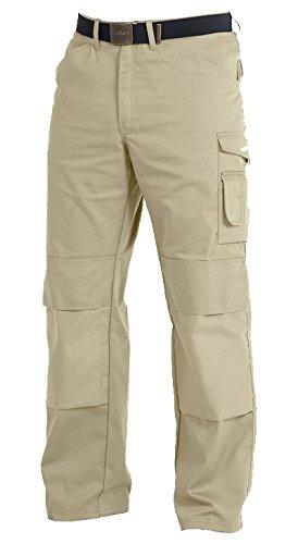 Skillers Poly/Cotton Kneepad Pants Style 5633 (28x32, Khaki)