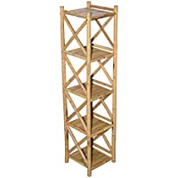 Bali 5 tier Slim Profile Shelf