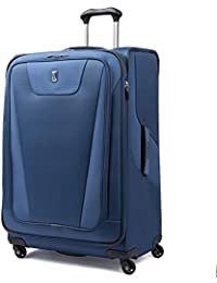 Maxlite 4 Expandable 29 Inch Spinner Suitcase, Blue