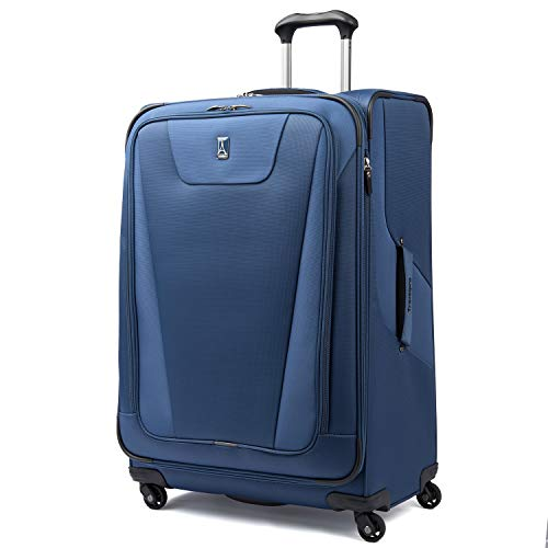(Travelpro Maxlite 4 Expandable 29 Inch Spinner Suitcase, Blue)