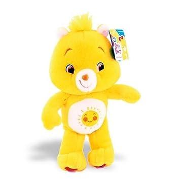 9e59f58b711 New Care Bears 8 Inch Beanie Funshine Bear  Amazon.co.uk  Toys   Games