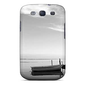 Galaxy S3 Case Cover With Shock Absorbent Protective XVr1107GDRv Case