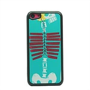 HC- Petardos Patrón Dibujo duro caso para iPhone 5C